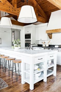Trust Us—This Kitchen Design Upgrade Is Worth the Investment via @MyDomaine  INTERIOR DESIGN. REMODELING. HOME STAGING www.shelleysassdesigns.com 858-255-9050 shelleysassdesigns@gmail.com