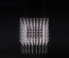 Universe Chandelier by Jan Pauwels for Quasar.