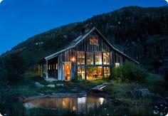 Venez dormir dans un ancien camp de mine qui date de la ruée vers l'or aux Etats-Unis !! #original #architecture #world #hotel