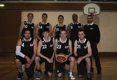 The AUP Basketball Team