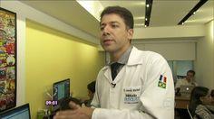 Leonardo Machado, fisioterapeuta, explica o jeito correto de se sentar