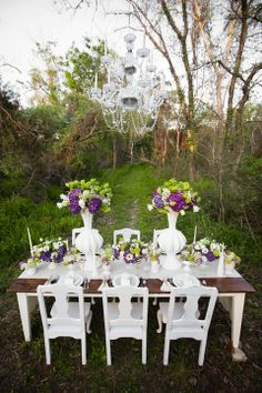 styled shoot: modern country inspiration