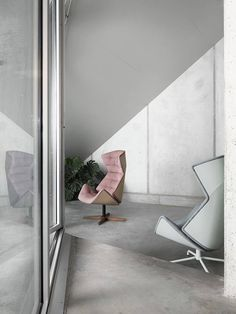 #lounge #chair 808 by #Thonet GmbH #design #innovation