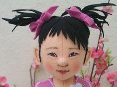 asian girl: cherry blossom | Flickr: partage de photos!