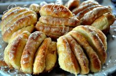 Butterflake Orange Rolls from Get Off Your Butt and Bake!