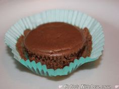 Cafe' Chatterbox: Mini Chocolate Cheesecakes Bites