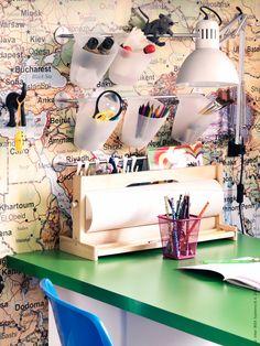 BYGEL | IKEA Livet Hemma – inspirerande inredning för hemmet Ikea Bygel, Hangout Room, Ikea Office, Interior And Exterior, Interior Design, Doll Home, Ikea Kids, Ideas Para Organizar, Ikea Storage