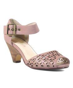 UH Damen Stiletto High Heels Plateau knouml;chelriemchen pumps mit Schnalle Geschlossene Schuhe