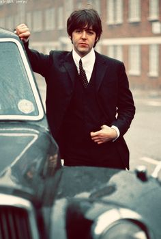 Paul McCartney (b. June 18, 1942)