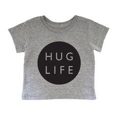 'Hug Life' Tee