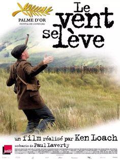 Réalisé par Ken Loach (2006) Le Vent Se Leve, Se Lever, Film, Baseball Cards, Sports, Movies, Movie Posters, Palms, Movie