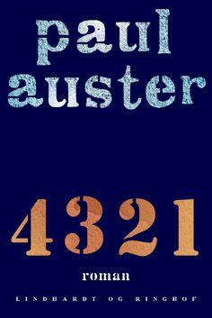 Læs om 4 3 2 1 i kategorien Skønlitteratur med ISBN nr. 9788711441848 fra forlaget Lindhardt og Ringhof. Paul Austers største, mest hjerteskærende og overbevisende roman. En overvældende og overraskende fortælling om arv og miljø, om kærlighed og livet selv. Den 3
