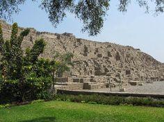 Lima, Peru: Huaca Pucllana