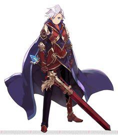 Antes um guerreiro batedor do lado de forças malignas, agora é um renegado buscando vingança ou algo do gênero sobre sua antiga ordem