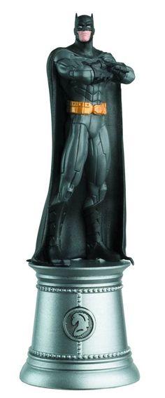 Eaglemoss DC Comics Justice League Chess Batman Figurine