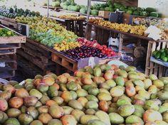 Fruits at the Fruit Market East of Trinidad... https://www.fb.com/queenkingtravel