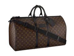 La réédition du sac Keepall de Louis Vuitton http://www.vogue.fr/mode/le-sac-du-week-end/diaporama/la-reedition-du-sac-keepall-de-louis-vuitton/14163