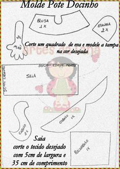 El Rincon Fofuchero: Fofuchas Cup Cakes con moldes