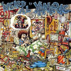 """Weird Al Yankovic - Weird Al Yankovic - """"Weird Al"""" Yankovic (album) - Wikipedia, the free encyclopedia"""