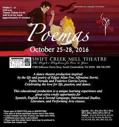 Swift Creek Mill Theatre & Latin Ballet Invite You...