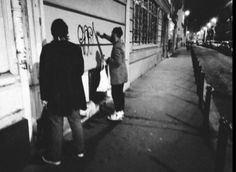 Black & white men #b.boy#thug#révolte#choc