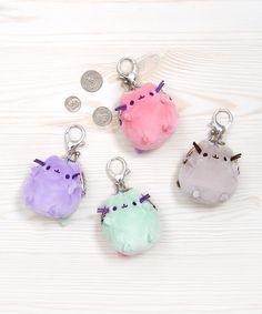 Pusheen plush mini coin purse