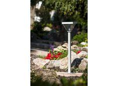 Lampadaire de jardin solaire à LED 155 cm - Jardin et Saisons