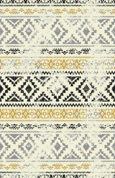 Covor Ethnic Et 06 A Yellow, Tesut mecanic Carpet Runner, Rug Runner, Ethnic Living Room, Inspiral Carpets, Cheap Rugs, Textured Carpet, Carpet Stairs, Bohemian Rug, Bedroom Decor