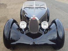 Age of Diesel — 1931 Bugatti Type Hanni Roadster Auto Retro, Retro Cars, Vintage Cars, Antique Cars, Bugatti Cars, Classic Car Restoration, Classy Cars, Bugatti Chiron, Sport Cars