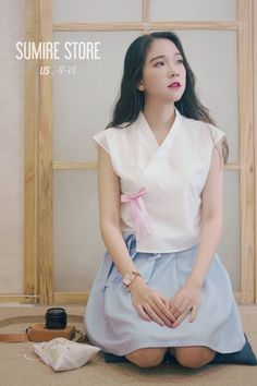Korean Fashion Trends, Korean Street Fashion, Asian Fashion, Korean Traditional Dress, Traditional Dresses, Mori Fashion, Women's Fashion, Korea Dress, Modern Hanbok