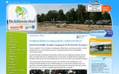 Recreatiepark De Achterste Hoef - www.achterstehoef.nl