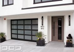 Custom Designed By Dynamic Garage Door. Find Architectural Garage Doors  Custom Made For Your Bay Area Home.