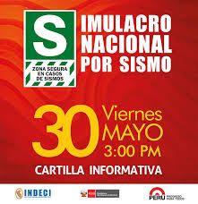 AREQUIPA. Por simulacro de sismo en Bustamante y Rivero se repartirán 10 mil cartillas informativas http://hbanoticias.com/8379
