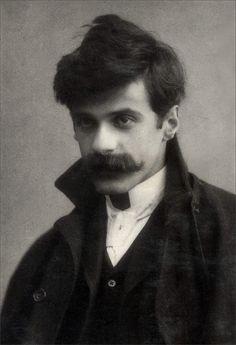 Alfred Stieglitz · Autoritratto · 1894 · Autoscatto