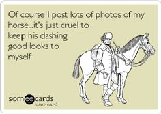 It's just so true. my pony-girls are SUPERMODELS!