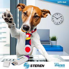 «Sé el número 1 con Steren»: Memoria USB 3.0 Flash Drive de 64 GB (Compatible con Puertos 2.0)