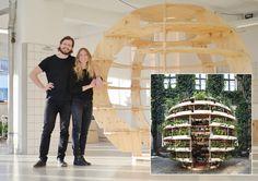 Arquitetura Sustentavel: Arquitetos suecos divulgam projeto e passo a passo...