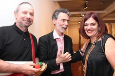 Paulo Pasta, Julio Villani e Germana Monte-Mór