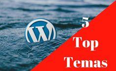 5 Top Temas Para Wordpress em Português - Como Montar Um Blog