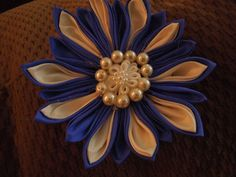 Kanzashi Craft Flower LM