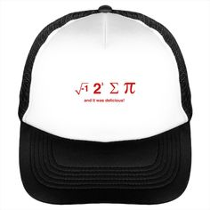I Ate Sum Pi and it was Delicious hat