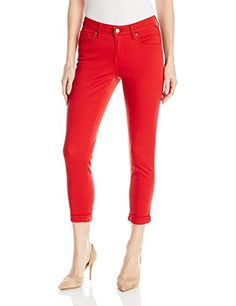 Levis Womens Mid Rise Skinny Crop Jean Cherry Bomb Rinse NonDenim 29 US 8 ** You can find out more details at the link of the image.