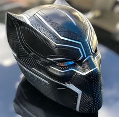 [HAD TO SHARE] Black Panther 1:1 Scale First installment to my man cave/geek collection (SOURCE/CREATOR IN COMMENTS)