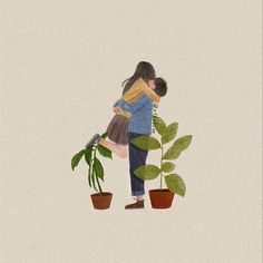 Cartoon Drawings, Art Drawings, Cute Couple Art, Couple Illustration, Instagram Blog, Love Painting, Anime Art Girl, Whimsical Art, Illustrations And Posters