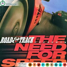 Road & Track Presents: The Need for Speed is a 1994 racing video game first released on the 3DO and then ported to MS-DOS, PlayStation and Sega Saturn. It is the first installment released in the Need for Speed series. ... ● Read Full Article: giliapps.com