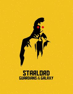 Guardians of the Galaxy Minimalist Art on Behance