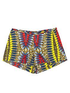 Nicole Miller Indego Africa Shorts