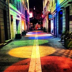 Rue de la Tour in Marseille
