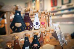 麻布十番 麻の葉 | 猫の革小物 | Flickr - Photo Sharing!