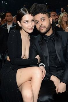 Did you see Bella and Abel's red-carpet debut?